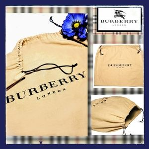 Burberry Authentic Tote Bag / Purse Cover